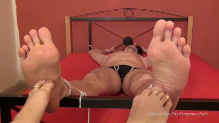 Sick disgusting tickling porn Kymberly